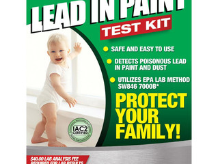 Lead Testing Required Prior to Remodeling