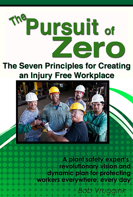 The Pursuit of Zero : The Seven Principles for Creating an Injury Free Workplace