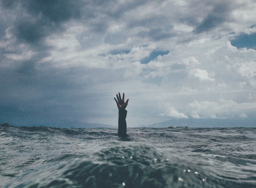 How to ask for help in troubled times (and why it is so hard)