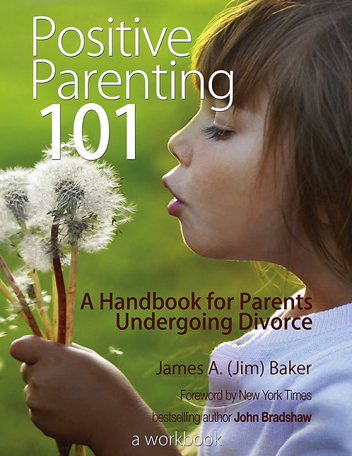 Positive Parenting 101: A Handbook for Parents Undergoing Divorce