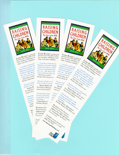A Parent's Creed Bookmarks