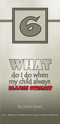 What Do I Do When My Child Always Blames Others? - All About Parenting #6