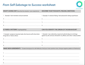 Stephen Scott Johnson_From Self-Sabotage to Success worksheet