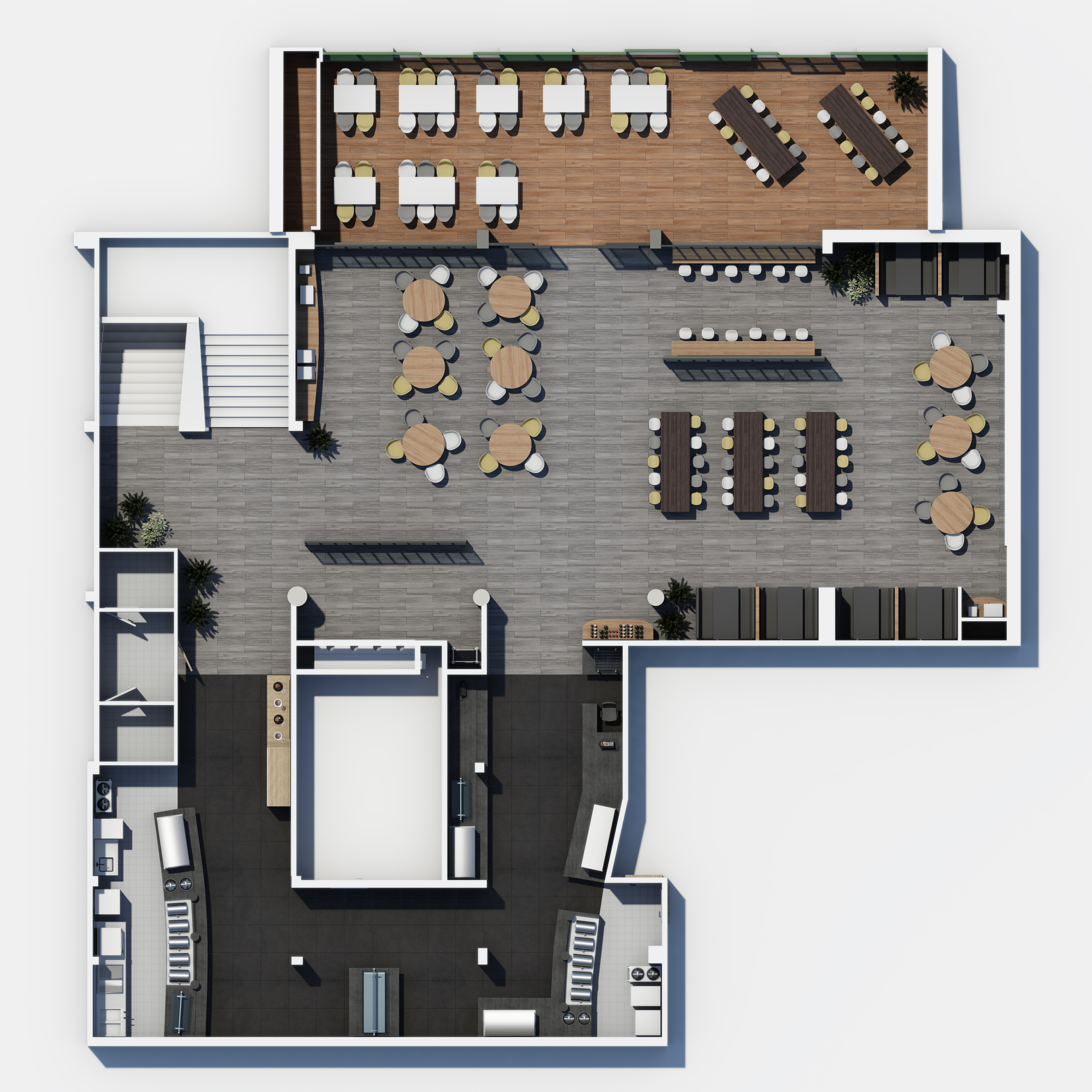 Projet Cèdre - Plan