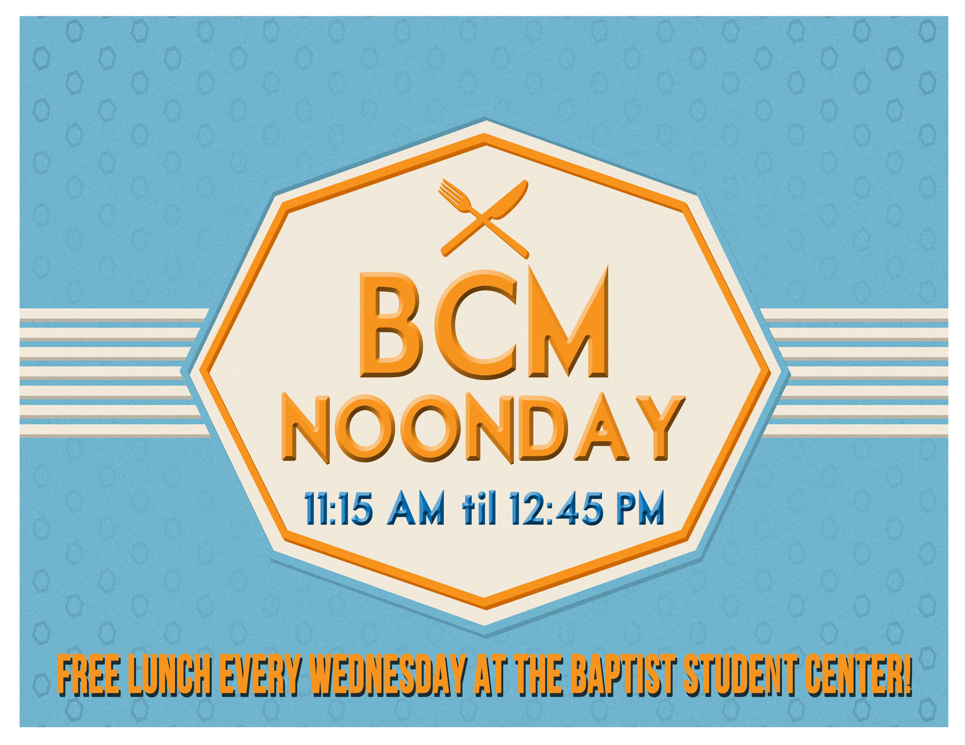 BCM Noonday