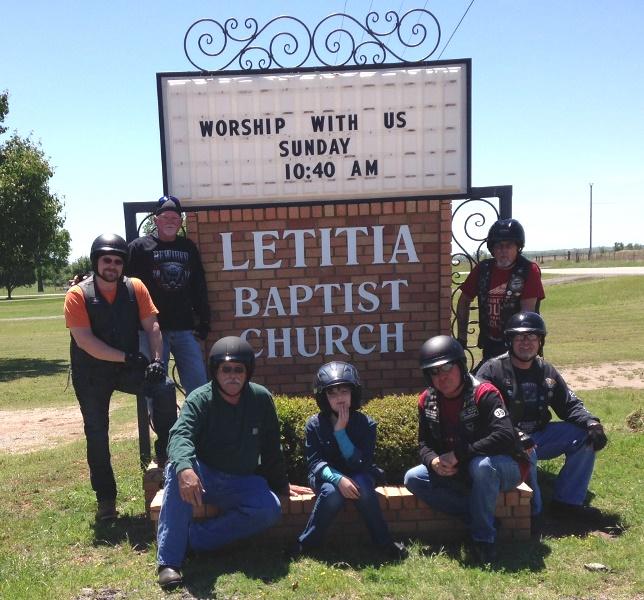 Letitia Baptist