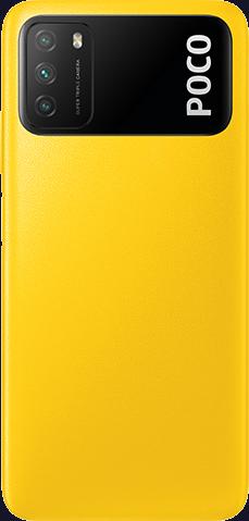 Xiaomi Poco M3 128GB יבואן רשמי