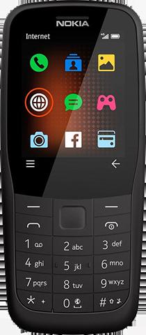 Nokia 220 4G יבואן רשמי