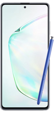 Samsung Galaxy Note 10 Lite יבואן רשמי