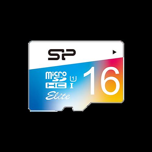 כרטיס זיכרון SP 16GB