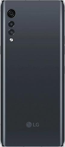 LG Velvet 128GB יבואן רשמי