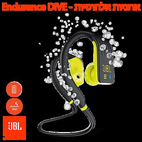 אוזניות אלחוטיות ספורט/שחייה JBL Endurance DIVE