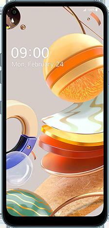LG K61 128GB יבואן רשמי