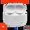 Thumbnail: אוזניות אלחוטיות JBL TWS Tune125