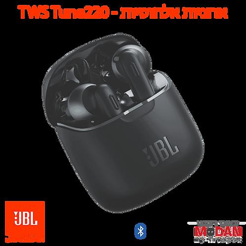 אוזניות אלחוטיות JBL TWS Tune220