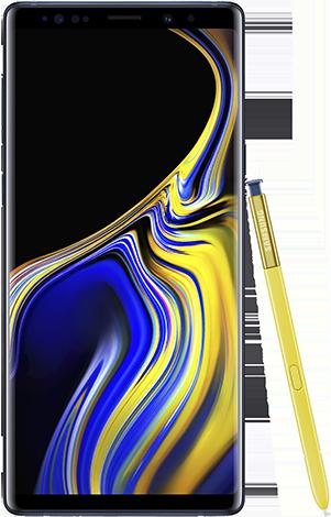 Samsung Galaxy Note 9 512GB יבואן רשמי