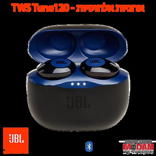 אוזניות אלחוטיות JBL TWS Tune120