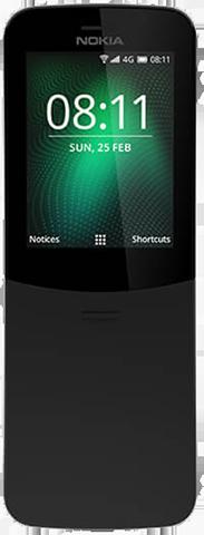 Nokia 8810 4G יבואן רשמי