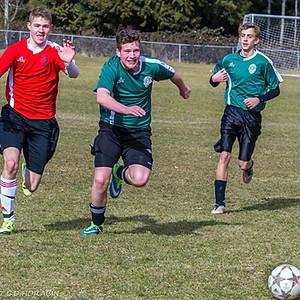 U 18 Soccer