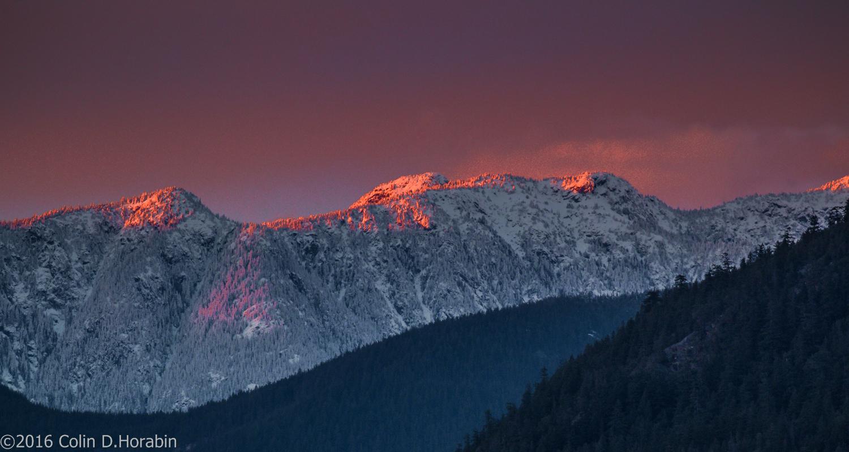 Narrows Inlet Mts.BC