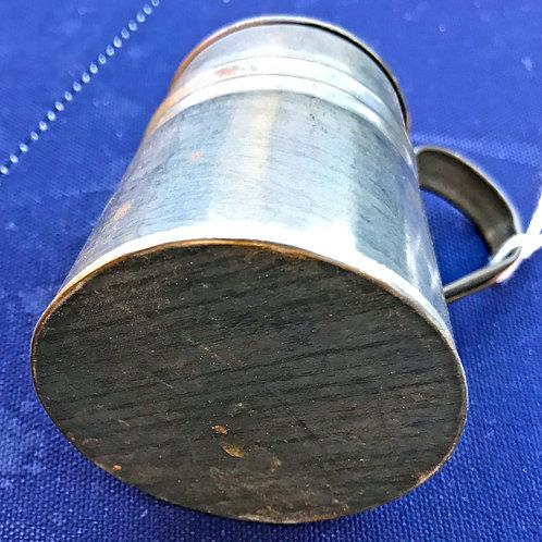 Child's Tin Mug