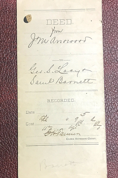 1890 land deed