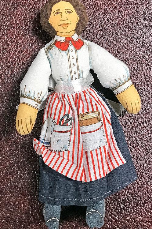 Clara Barton doll