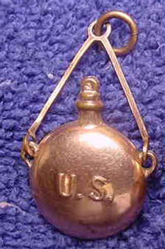 Souvenir Canteen Charm