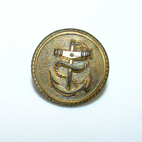 Civil War English Anchor Button