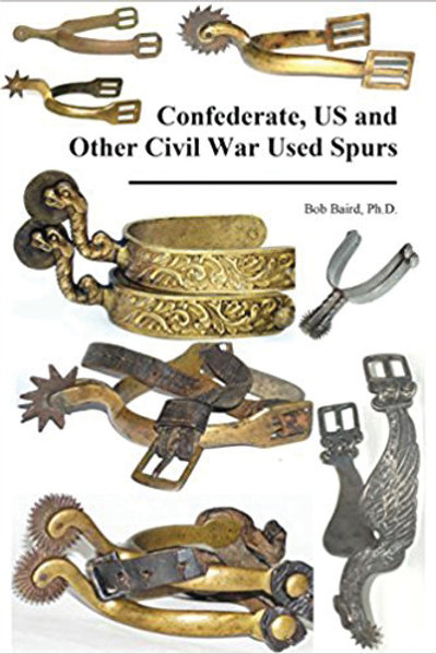 Confederate, US & Other Civil War Used Spurs