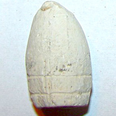 69 fired Prussian bullet, Shiloh