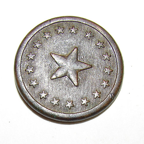 Maine Militia Button, Kennesaw, Ga