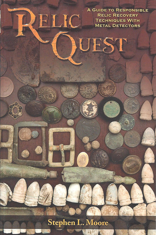 Relic Quest By Stephen L. Moore
