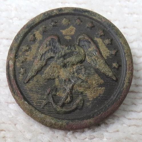 Marine Corps Button, Ca 1901-1920:
