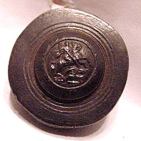 Button Die, ca late 1800