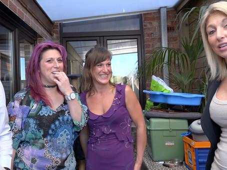Pure reality: Kelly en Cassandra 'vechten' om zijn zaad