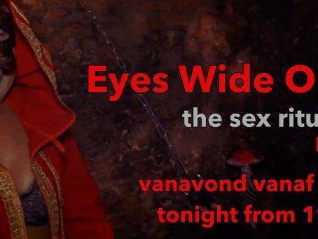 Vanavond mijn topfilm Eyes Wide Open zien?