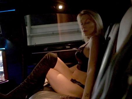 Nieuwe film: Verwend in een limousine