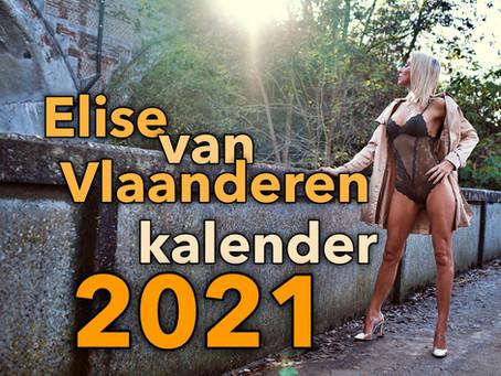Nu te koop: Exclusieve Elise kalender 2021!
