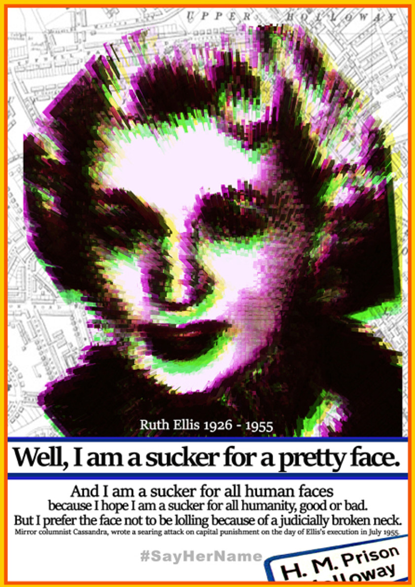 Not just a pretty face (Ruth Ellis)small
