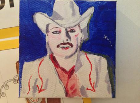 I wanna be a cowboy