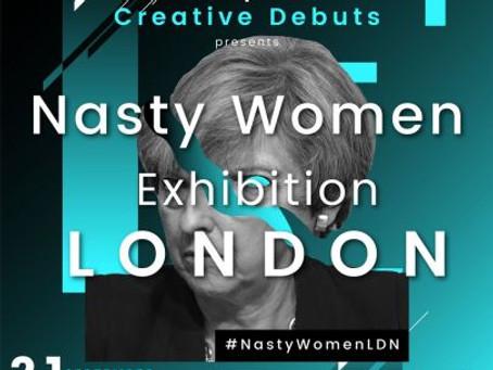 #NastyWomenLDN