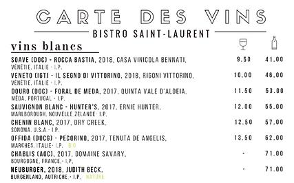 photo pour site vins blancs menu hiver 2