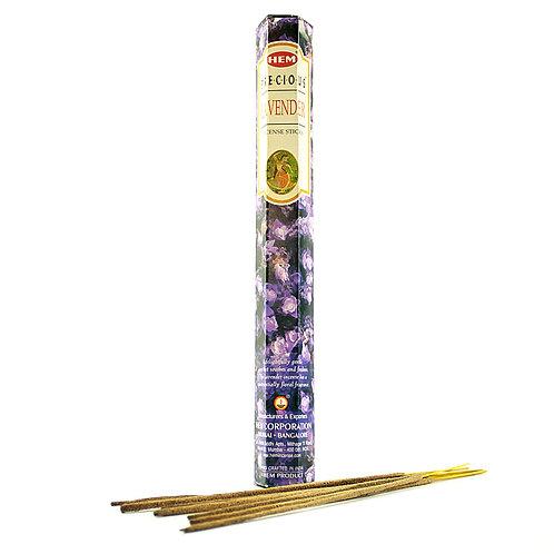 Small Box of Lavender Incense