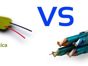Coneix els avantatges de contractar fibra òptica respecte l'ADSL