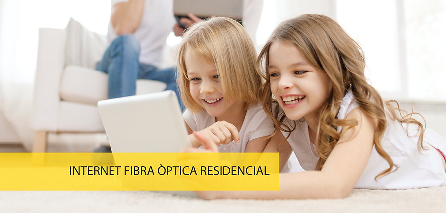 CONNECTA Fibra Òptica