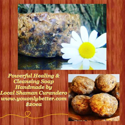 Healing & Cleansing Soap