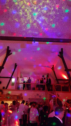 Partylicht Event DJ Stefan Krenz