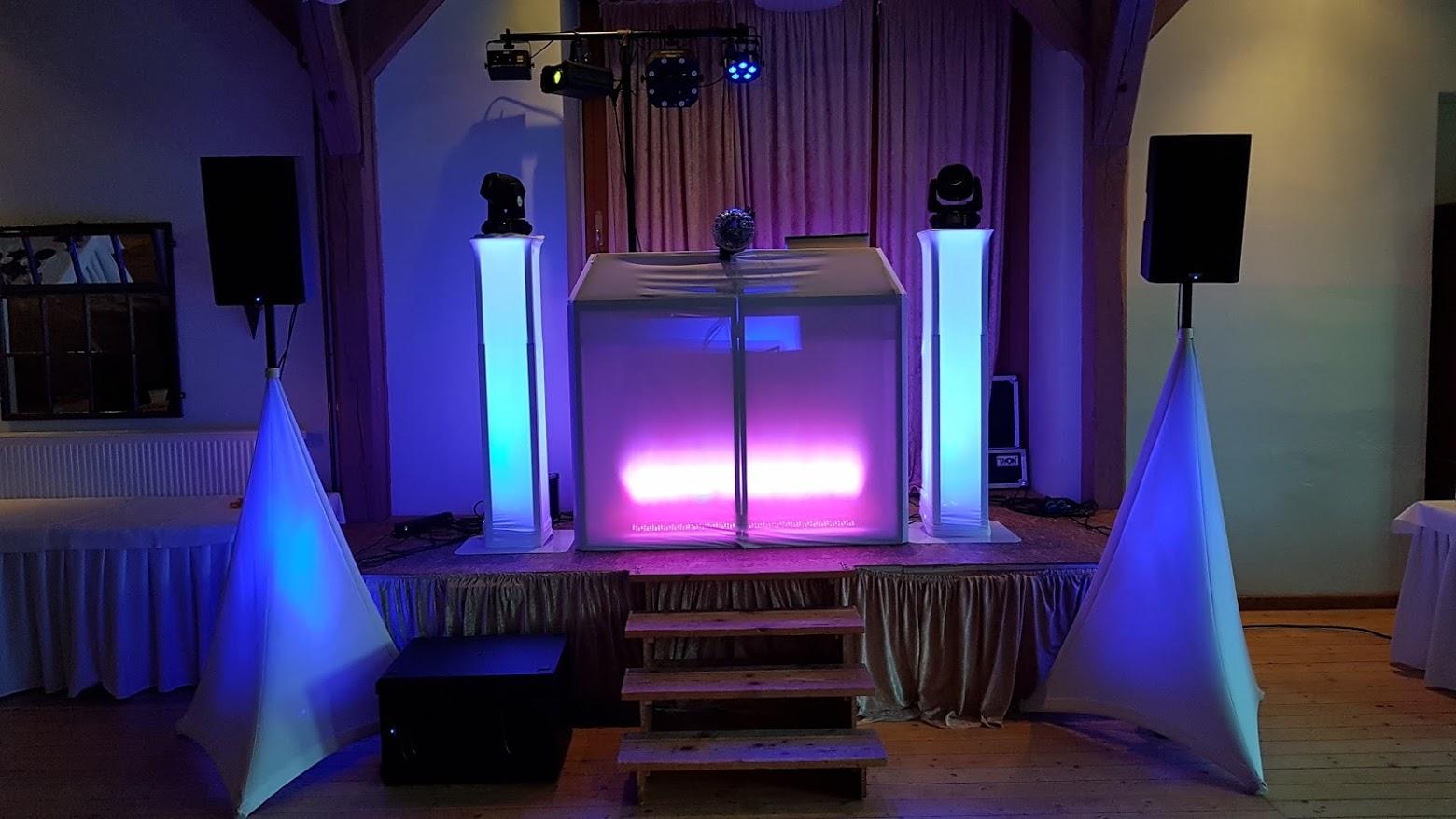 DJ Gala Licht Essen