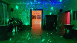 DJ Stefan Bodymove Party Green Laser